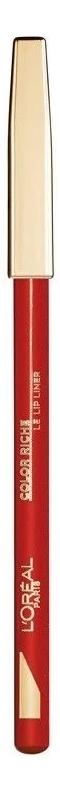 Купить Карандаш для губ Color Riche Le Lip Liner 1г: No 125, L'oreal