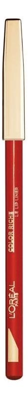Купить Карандаш для губ Color Riche Le Lip Liner 1г: No 297, L'oreal