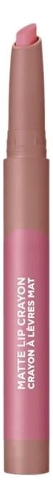 Купить Помада-стик для губ Infaillible Matte Lip Crayon: 102 Caramel Blondi, L'oreal
