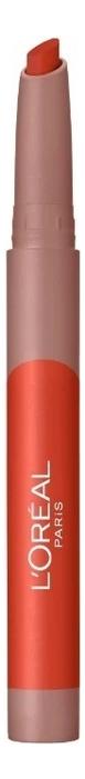 Купить Помада-стик для губ Infaillible Matte Lip Crayon: 110 Caramel Rebel, L'oreal