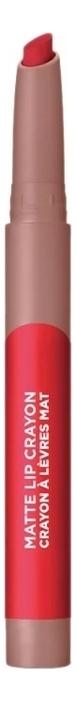 Купить Помада-стик для губ Infaillible Matte Lip Crayon: 111 Little Chilli, L'oreal