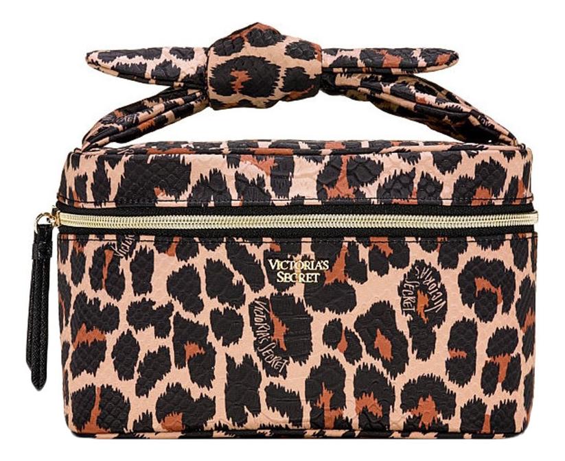 Дорожная косметичка Leopard 24498559, Victorias Secret  - Купить