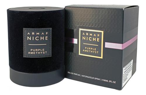 Armaf Niche Purple Amethyst: парфюмерная вода 90мл