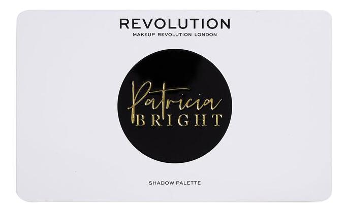 Палетка теней для век Patricia Bright Shadow Palette 33,6г sleek makeup quattro eye shadow medussa s kiss палетка теней тон 331