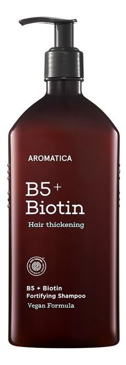 Питательный шампунь для волос B5 + Biotin Fortifying Shampoo: Шампунь 400мл jason шампунь biotin