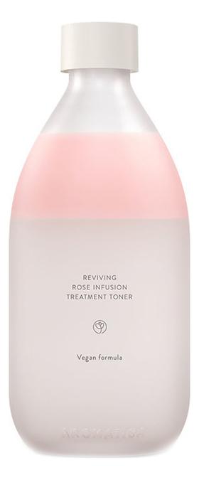 Тонер для лица с экстрактом розы Reviving Rose Infusion Treatment Toner: Тонер 200мл недорого