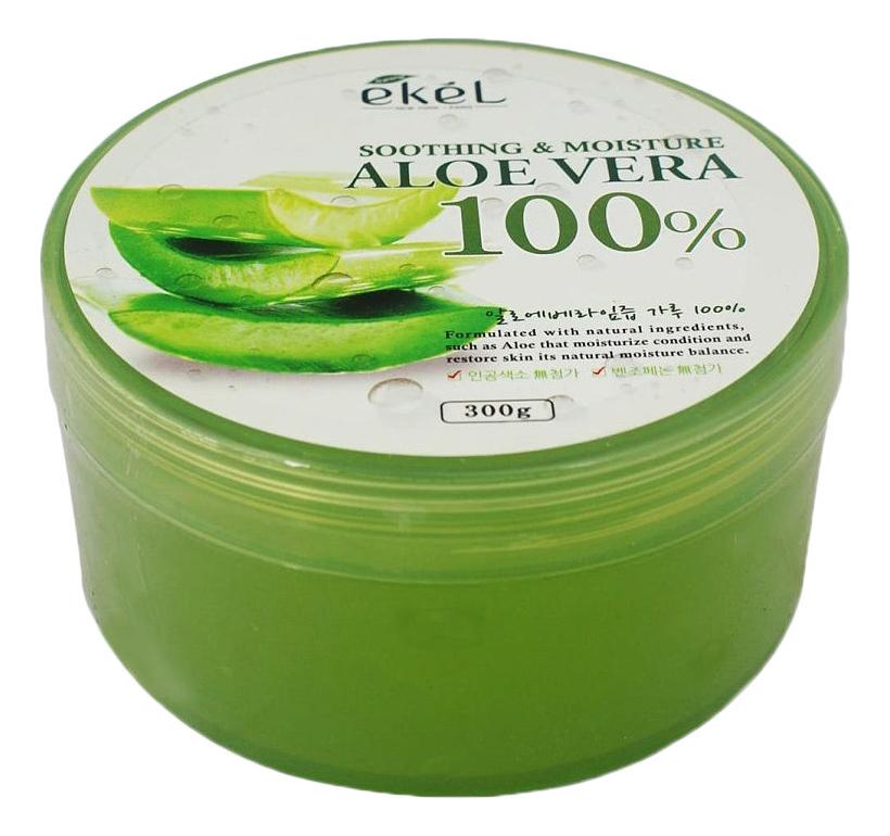 Универсальный гель с экстрактом алоэ вера Soothing & Moisture Aloe Vera 100% 300г