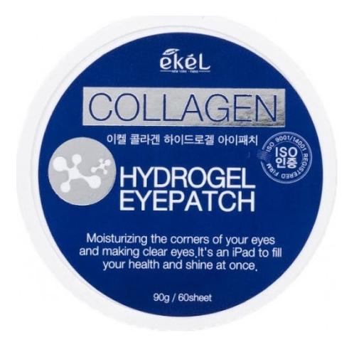 Гидрогелевые патчи для кожи вокруг глаз с коллагеном Hydrogel Eye Patch Collagen 60шт недорого