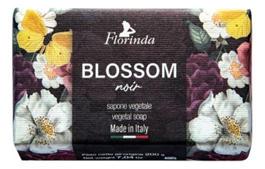 Натуральное мыло Blossom Noir: Мыло 200г натуральное мыло dolce vita eleganza мыло 200г