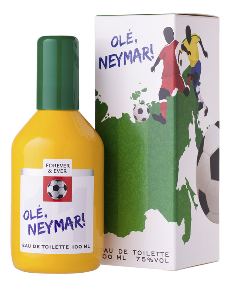 Купить Parfums Genty Ole, Neymar!: туалетная вода 100мл