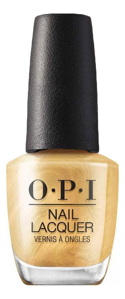 Лак для ногтей Nail Lacquer 15мл: This Gold Sleighs Me недорого