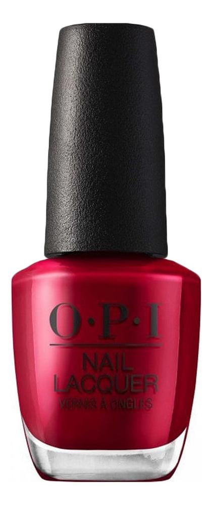 Фото - Лак для ногтей Nail Lacquer 15мл: Red-Y For The Holidays лак для ногтей 15мл 082 red kiss
