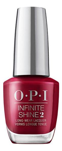 Фото - Лак для ногтей Infinite Shine2 15мл: Red-Y For The Holidays лак для ногтей 15мл 082 red kiss