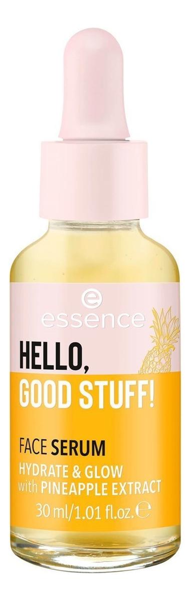 Купить Сыворотка для лица с экстрактом ананаса Hello, Good Stuff! Face Serum 30мл, essence
