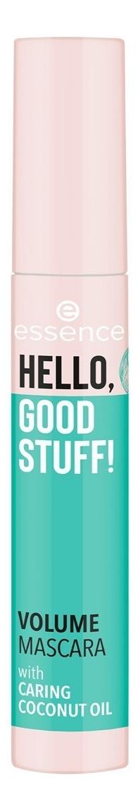 good muscle mascara Тушь для ресниц с эффектом объема Hello, Good Stuff! Volume Mascara 13мл