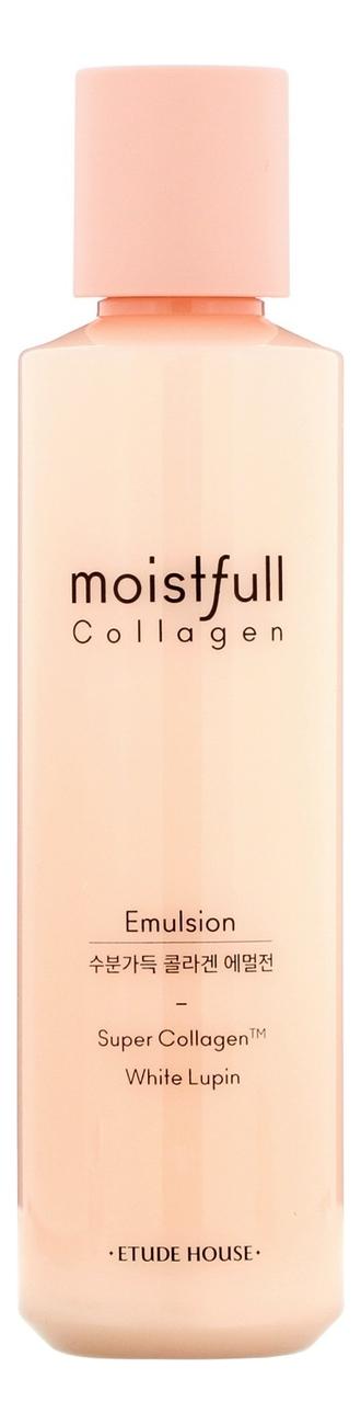 Купить Увлажняющая эмульсия для лица с коллагеном Moistfull Collagen Emulsion 180мл, Etude House
