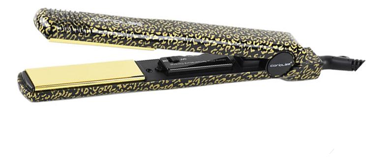 Стайлер для волос City Style Gold Leopard стайлер для волос 24k gold salon curling iron 32мм