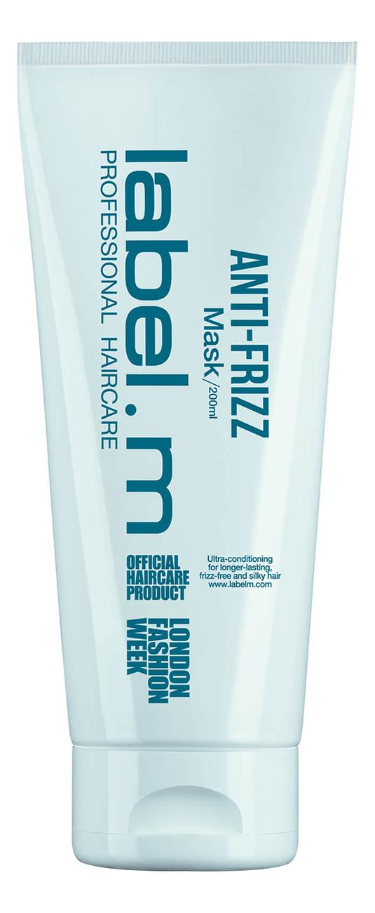 Разглаживающая маска для волос Anti-Frizz Mask: Маска 200мл недорого