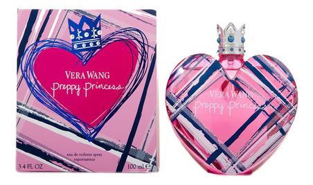 Купить Preppy Princess: туалетная вода 100мл, Vera Wang