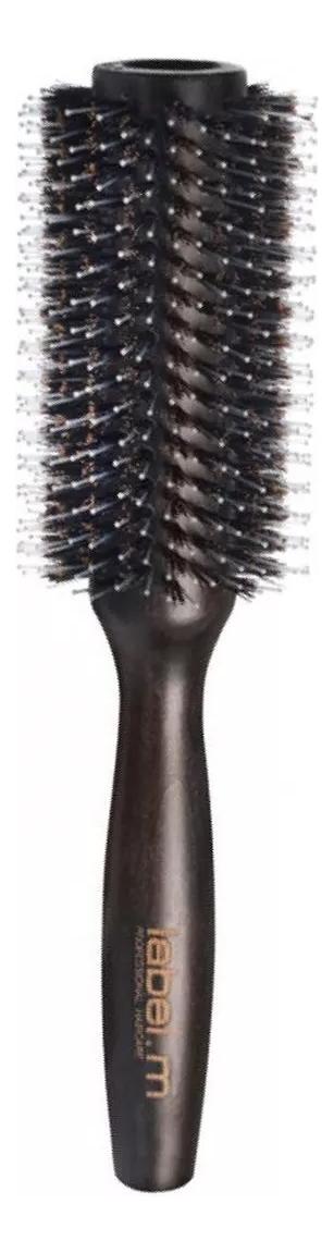 Брашинг для волос из бука с щетиной дикого кабана Boar Bristle Brush: 30мм