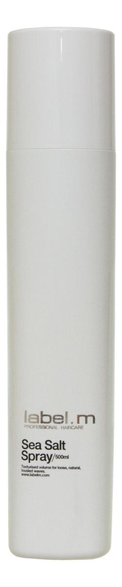 Спрей для волос с морской солью Sea Salt Spray: Спрей 500мл