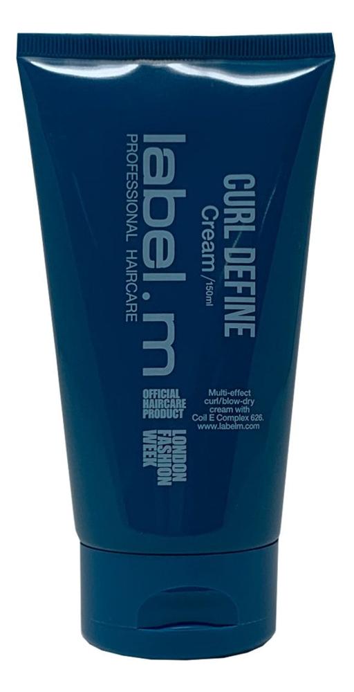Купить Крем для вьющихся волос Curl Define Cream 150мл, Label.m