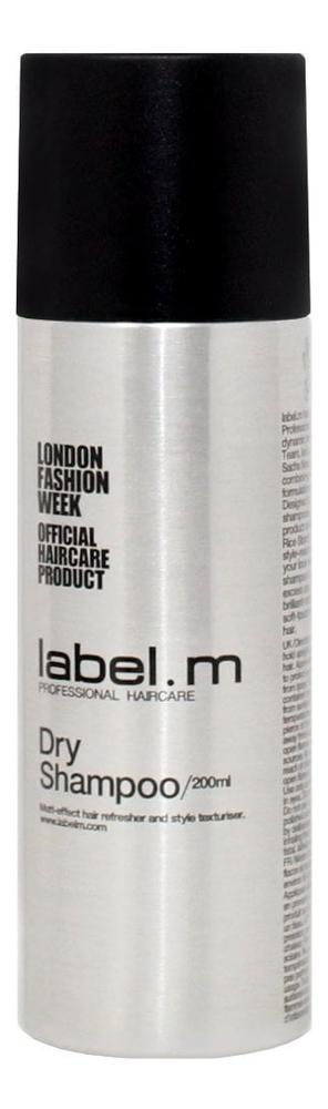 Сухой шампунь для волос Dry Shampoo: Шампунь 200мл