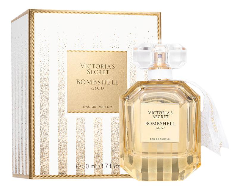 Купить Bombshell Gold: парфюмерная вода 50мл, Victorias Secret