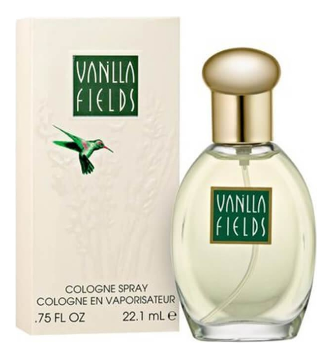 Vanilla Fields: одеколон 22,1мл недорого