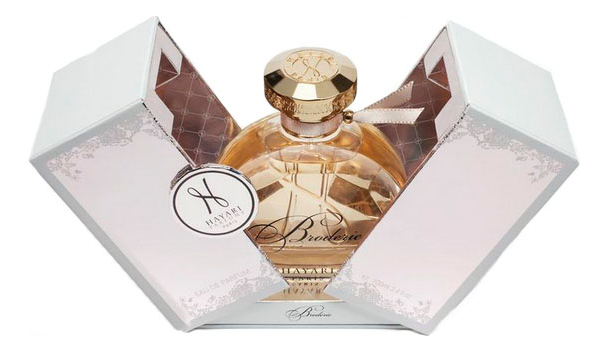 Купить Broderie: парфюмерная вода 100мл, Hayari Parfums