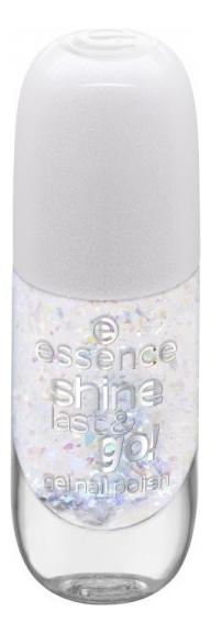 Купить Лак для ногтей Shine Last & Go! 8мл: 68 A Star Is Born, Лак для ногтей Shine Last & Go! 8мл, essence