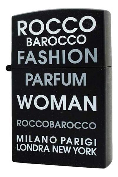 Roccobarocco Fashion Woman: парфюмерная вода 75мл тестер