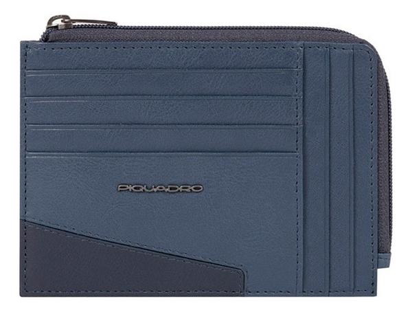 Купить Чехол для кредитных карт Hakone PU1243S104R/BLU, Piquadro