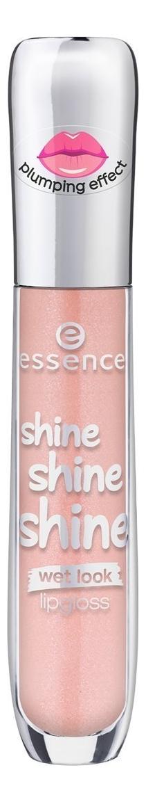 Блеск для губ Shine Shine Shine Lipgloss 5мл: No 25 блеск для губ shine shine shine lipgloss 5мл no 15
