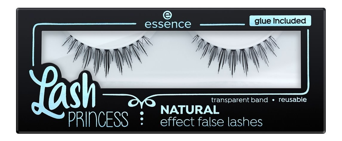 Накладные ресницы Lash Princess Natural Effect False Lashes