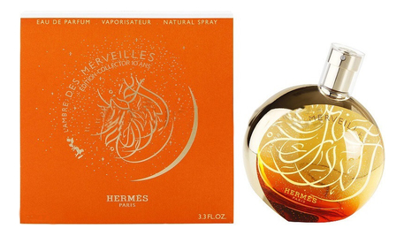 Купить Hermes L`Ambre des Merveilles Limited Edition Collector: парфюмерная вода 100мл, Hermes L'Ambre des Merveilles Limited Edition Collector