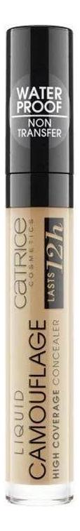 Консилер для лица Liquid Camouflage 5мл: 065 Bronze Beige консилер для лица liquid camouflage 5мл 001 fair ivory