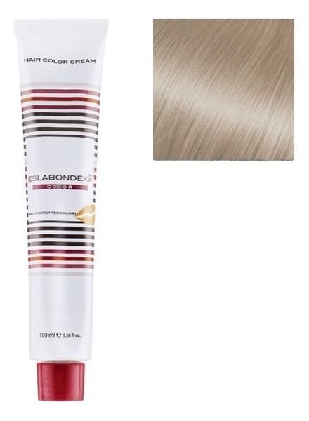 Купить Крем-краска для волос Color 100мл: 12.16 Ультра светлый пепельный красный блондин, ESLABONDEXX