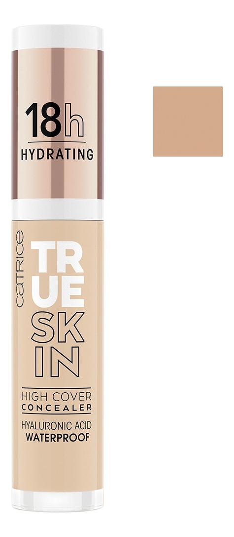 Купить Консилер для лица True Skin High Cover Concealer 4, 5мл: 046 Warm Toffee, Catrice Cosmetics