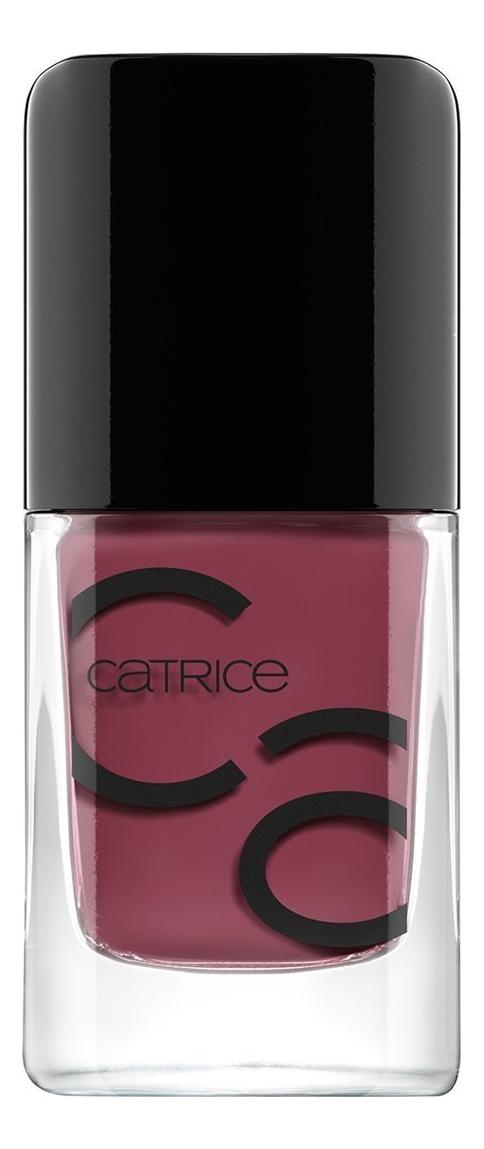Купить Лак для ногтей IcoNails Gel Lacquer 10, 5мл: 101 Berry Mary, Catrice Cosmetics