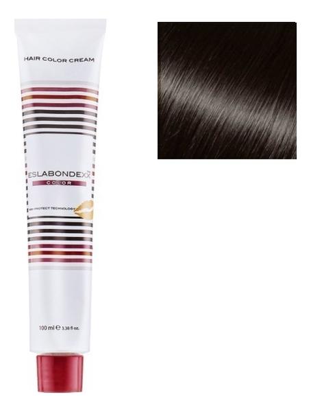 Купить Крем-краска для волос Color 100мл: 5 Светло-каштановы, ESLABONDEXX
