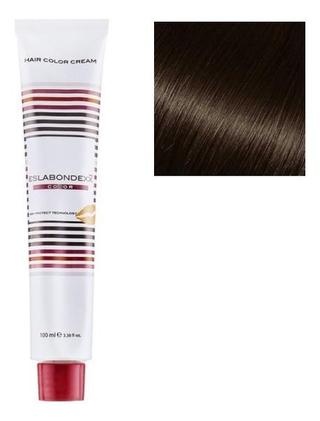 Купить Крем-краска для волос Color 100мл: 6.3 Золотистый темный блондин, ESLABONDEXX