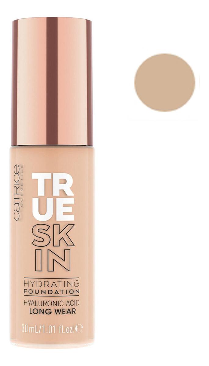 Тональная основа для лица True Skin Hydrating Foundation 30мл: 020 Warm Beige недорого