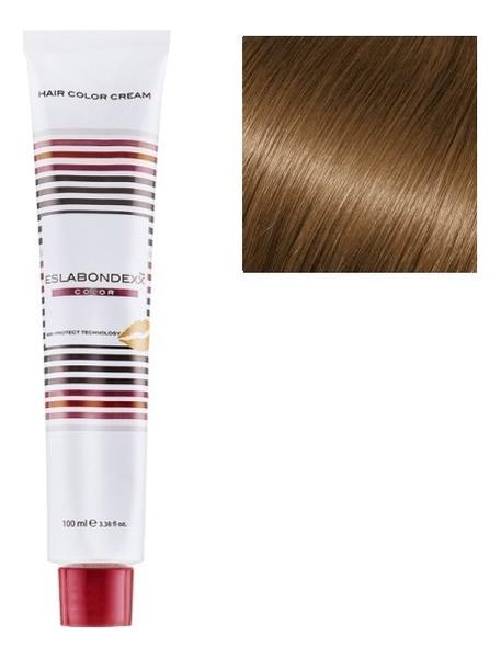 Купить Крем-краска для волос Color 100мл: 9.37 Очень светлый блондин золотистый коричневый, ESLABONDEXX