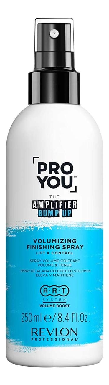 Купить Завершающий спрей для придания объема волосам Pro You The Amplifier Bump Up Volumizing Spray 250мл, Revlon Professional