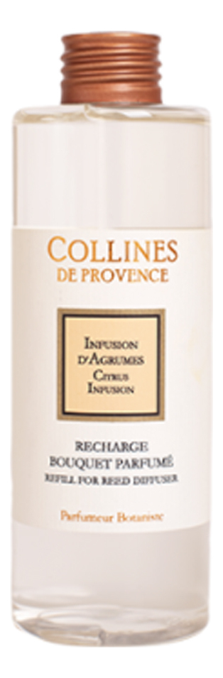 Купить Наполнитель для диффузора Les Naturelles 200мл: Citrus Infusion, Collines de Provence