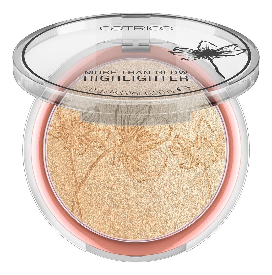 Хайлайтер для лица More Than Glow Highlighter 5,9г: 030 Beyond Golden Glow