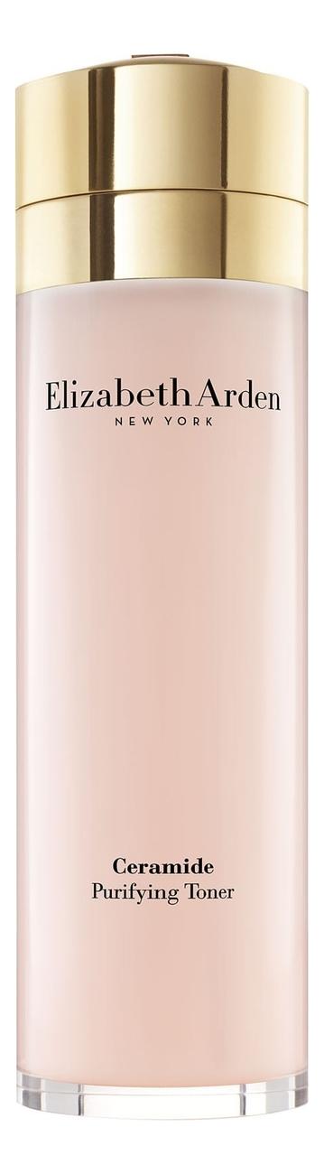 Купить Очищающий тоник-эмульсия для лица с церамидами Ceramide Purifying Toner 200мл, Elizabeth Arden