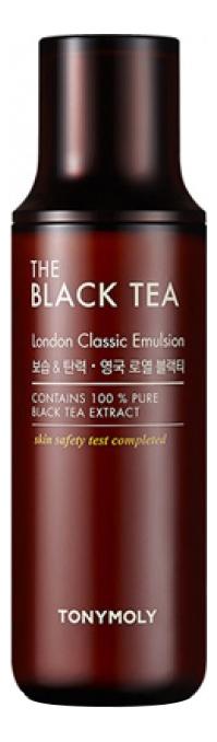 Фото - Антивозрастная эмульсия для лица с экстрактом черного чая The Black Tea London Classic Emulsion 160мл эмульсия для лица с экстрактом меда hydro energy emulsion 240мл
