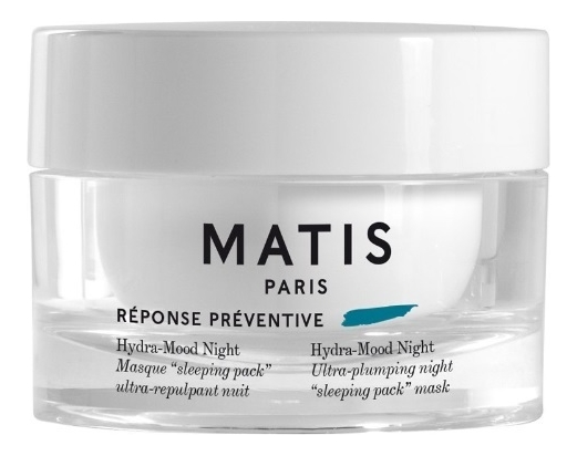 Купить Ночная маска для лица Reponse Preventive Masque Sleeping Pack 50мл, Matis